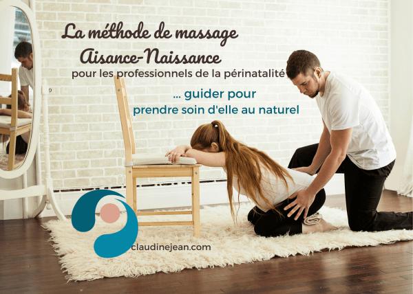 formation massage claudine jean
