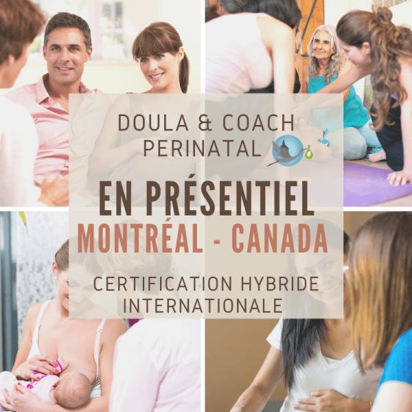 formation accompagnante à la naissance montréal